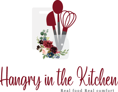 Hangry In The Kitchen logo